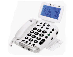 Big Display PhoneTalkingID and Keys 40db