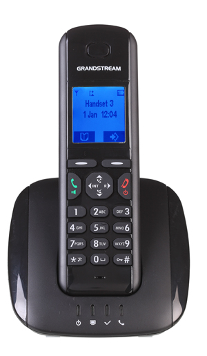 Dect IP Base Station and Handset