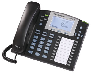 Executive SIP phone