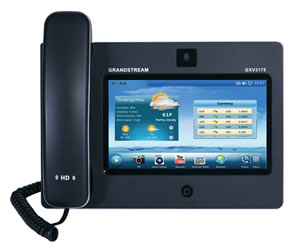 IP Multimedia Phone w/ 7in Touch Screen