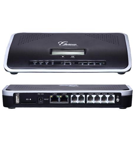 UCM6104 innovative IP PBX appliance