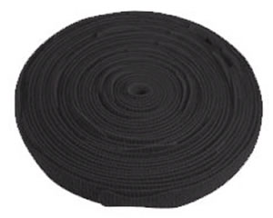 Velcro Tie Bulk 75ft - Black