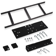 5ft RUNWAY RACK TO WALL KIT