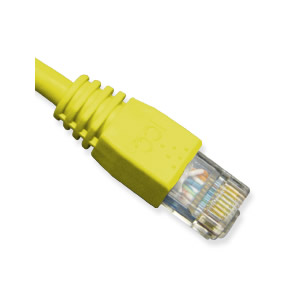 PATCH CORD, CAT 6, BOOT, 1