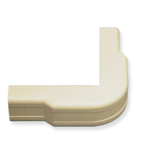 OUTSIDE CORNER COVER, 3/4in, IVORY, 10PK