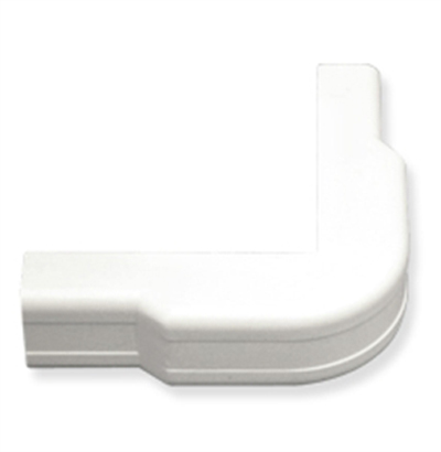 OUTSIDE CORNER COVER, 3/4in, WHITE, 10PK