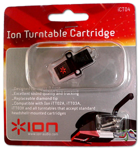 Turntable Cartridge Replacement