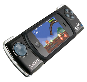 Mobile Game Controller for iPhone/iPod