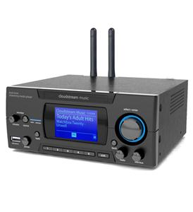 Dual Zone Streaming Media Player