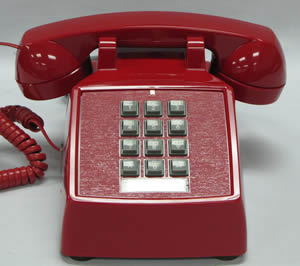 250047-VBA-20M Desk w/ Volume RED
