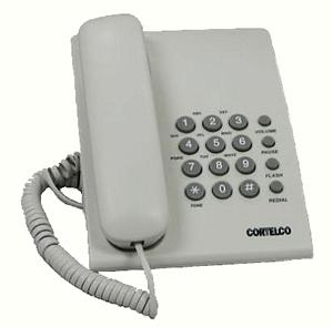 Single Line Economy Phone