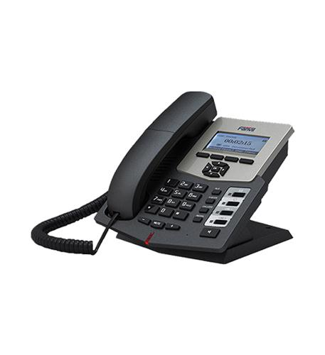 Entry Level IP Phone (2 SIP) 4 DSS