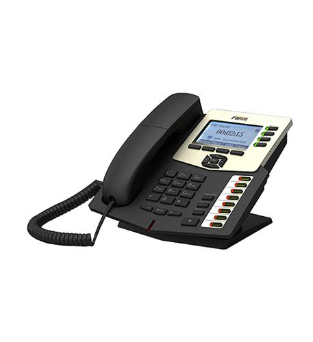 Executive IP Phone (4 SIP) 8 DSS