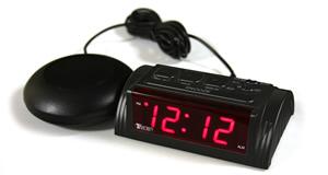 Krown VibeAlert Alarm Clock