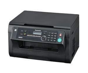 3-in-1 Laser  Printer w/ Color Scanner