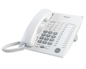 Panasonic Speakerphone WHITE
