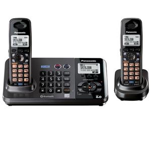 2 Line Dect 6.0, ITAD, 2 HS, Bluetooth