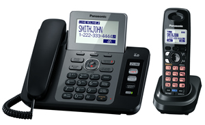 2 Line Corded/Cordless with USB