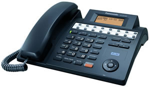 4-Line Speakerphone BLACK