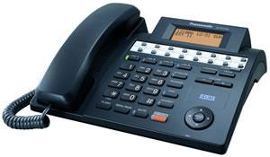 4-Line Speakerphone BLACK