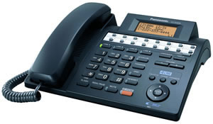 4-Line Speakerphone w/ Caller ID