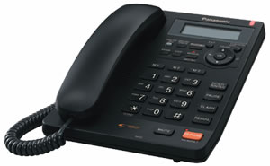 Speakerphone w/ Caller ID BLACK