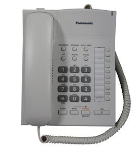 Single Line Speakerphone in White