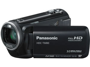 TM80 Series HD Camcorder