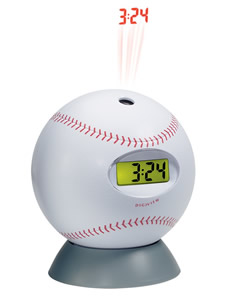 Digiview Baseball Projection Clock