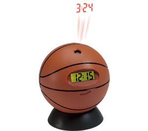 Basketball Projection Clock