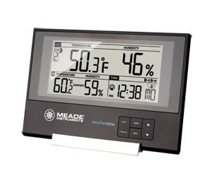 Slim Line Station with IN/OUT Temp/Humid