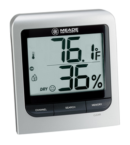 Meade Wireless Indoor/Outdoor Thermo