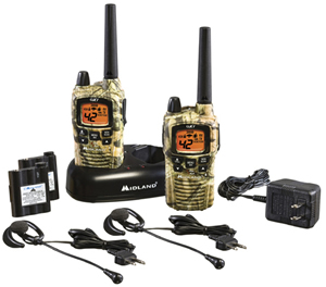 GMRS 2-Way Radio (Up to 36 miles)