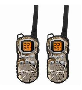 Motorola 35-mile FRS Realtree 2-pack