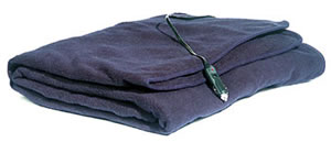 1dComfy Cruise 12V Heated Travel Blanket