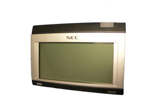 Backlit Display for DG-12e/24e (BK)