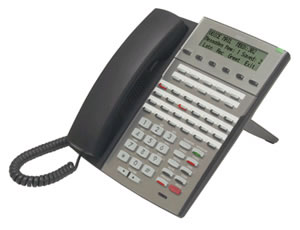 DSX VoIP 34-Button Display Telephone POE