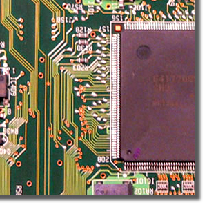 CARD DSX40 4Port CO Line Card
