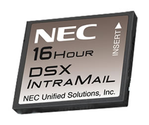 VM DSX IntraMailPro 4Port 16Hr Voicemail