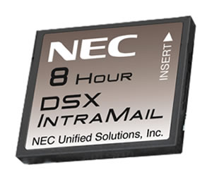 VM DSX IntraMail 2 Port 8 Hour