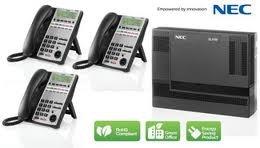 NEC SL1100 Basic System Kit 4x8x4