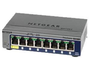 NETGEAR 8-port Gigabit Smart Switch