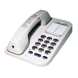 NWB Basic Feature Phone - White