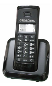 DECT 6.0 cordless w/ CID call waiting