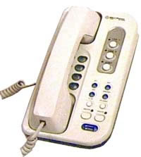 Two Line Designer Phone