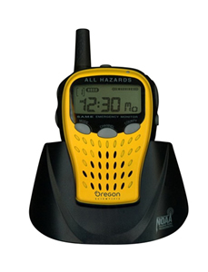Weather Radio and Emergency Monitor