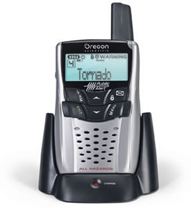 Portable Public Alert Radio