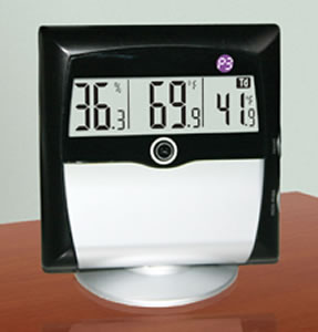 Mold Alert Digital Thermo- Hygrometer