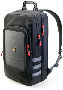 U105 Lite Laptop Backpack Black
