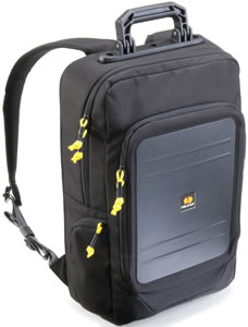U145 Lite Tablet Backpack Black